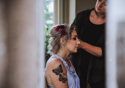 Northamptonshire small & intimate wedding photography