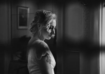 Northamptonshire small or intimate wedding photography