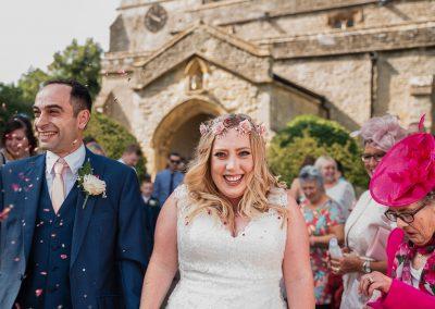 emotive wedding photography in Northamptonshire